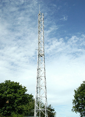 STEEL LATTICE TOWERS